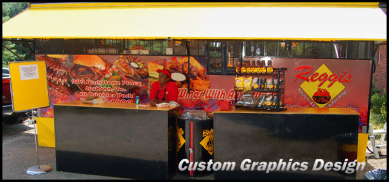 Vinyl vehicle wraps in jackson tn graphics design in jackson tn